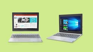 Lenovo giới thiệu Miix 320: Laptop lai 10 inch, CPU Intel Atom X5, giá 200 USD