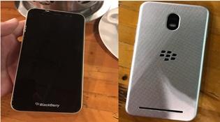Rò rỉ hình ảnh điện thoại BlackBerry mới sản xuất ở Indonesia