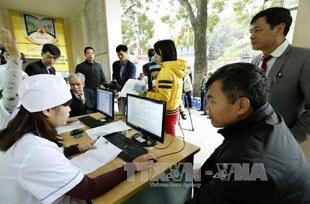 Hà Nội lập hồ sơ điện tử quản lý sức khỏe cho người dân