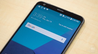LG giải thích vì sao màn hình phẳng trên LG G6 lại tốt hơn màn hình cong