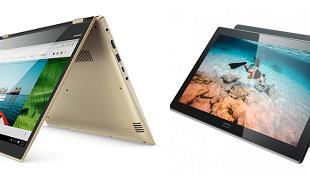 Lenovo trình làng loạt laptop mới và tablet Tab 4 tại MWC 2017