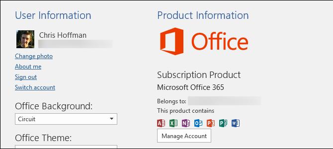 Sự khác nhau giữa Office 365 và Office 2016 - VnReview - Tư vấn
