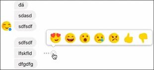 Facebook cho phép người dùng 'dislike' từng tin nhắn