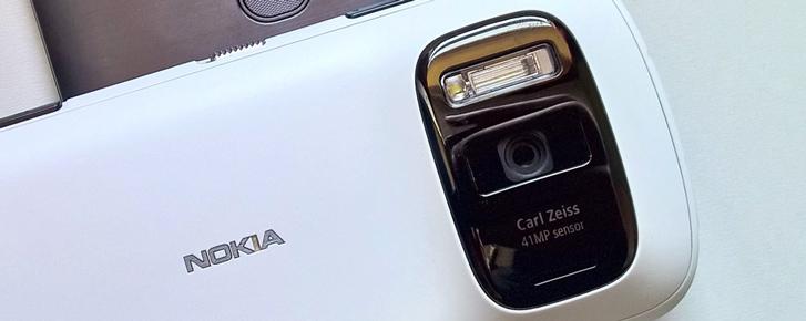 Điện thoại của Nokia sẽ không còn dùng ống kính Carl Zeiss nữa