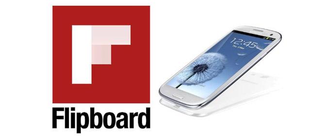Flipboard cho Android xuất hiện trên mạng