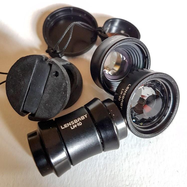 ống kính lensbaby