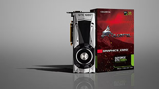 Colorful giới thiệu GTX 1080 Ti Founders Edition, sử dụng GPU mạnh nhất hiện nay