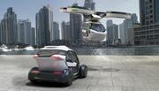 Airbus giới thiệu mẫu xe bay có thể lắp ráp và thay thế