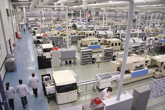 Nhà máy Microsoft Mobile tại Bắc Ninh đổi tên thành Fushan Technology Việt Nam