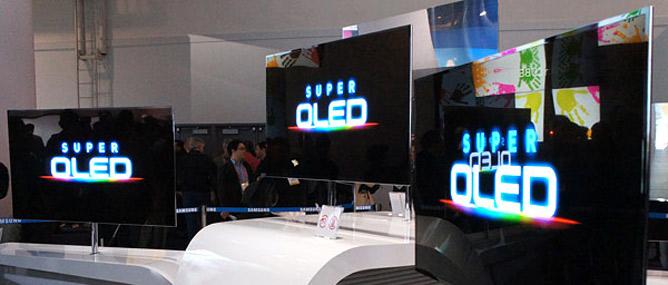 Samsung sẽ ra mắt OLED TV vào tháng Tám