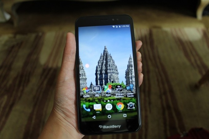 BlackBerry Aurora chính thức ra mắt vào ngày 9 tháng 3 với thông số kỹ thuật tầm trung