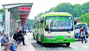 FPT xây dựng hệ thống giám sát xe buýt từ xa cho TP.HCM