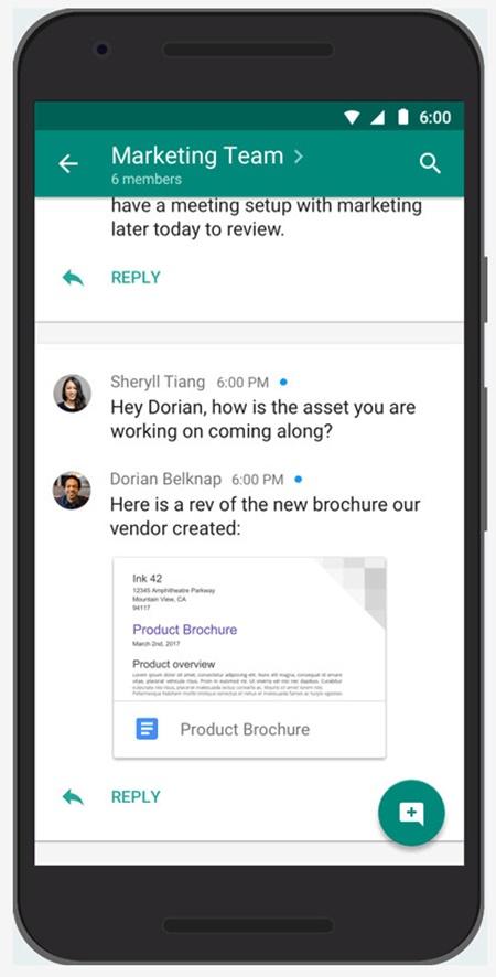 Google chia ứng dụng Hangouts thành 2 ứng dụng riêng biệt