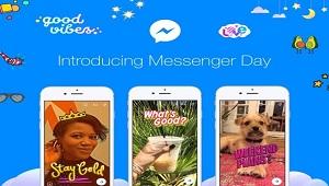 Facebook Messenger cho phép gửi ảnh, video tự hủy