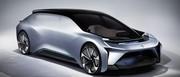 Ngắm nhìn EVE, mẫu xe điện tương lai có một không hai