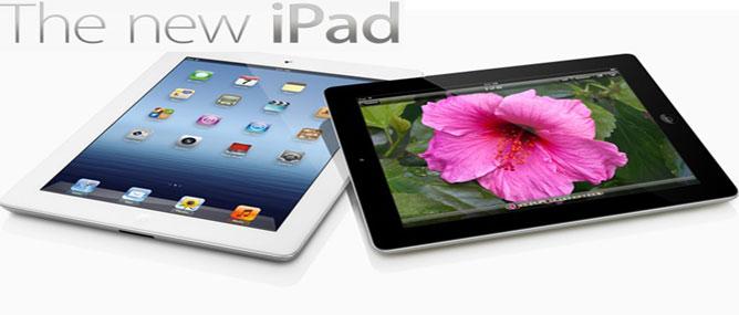 Giá New iPad chính hãng từ 11,7 - 20,19 triệu đồng