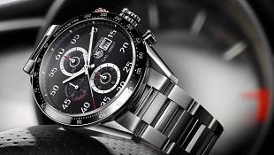 TAG Heuer sắp ra smartwatch hoán đổi thành đồng hồ cơ