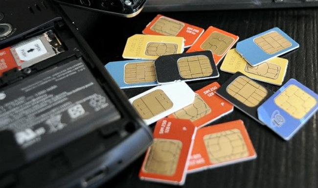 Mua SIM mới đầu năm 2017 có thể bị thu hồi