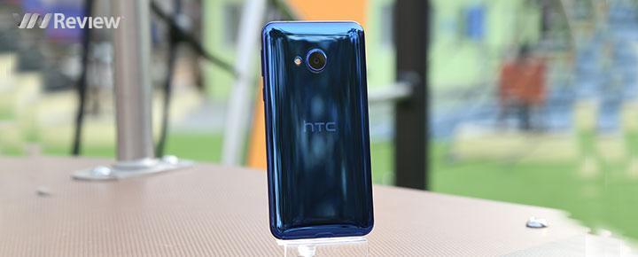 Đánh giá HTC U Play: Thiết kế khác biệt có đủ hấp dẫn?