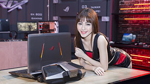 """Asus bán laptop chơi game """"khủng"""" nhất tại Việt Nam, giá 150 triệu"""
