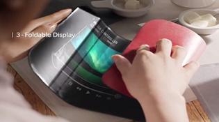 Mẫu điện thoại màn hình dẻo của Samsung sẽ ra mắt vào quý 3/2017
