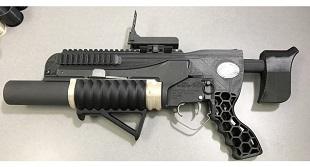 Mỹ lần đầu trình làng súng phóng lựu làm từ máy in 3D