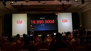 Xiaomi Mi Mix chính hãng có giá 17 triệu cho cấu hình cao nhất
