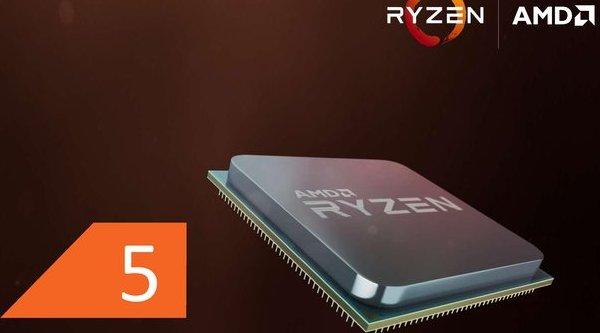 AMD ra mắt chip Ryzen 5, đối đầu trực tiếp Intel Core i5