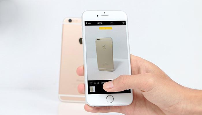 iPhone 6 32GB cho đặt trước từ hôm nay, giá gần 10 triệu đồng