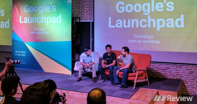 Google đưa Launchpad Accelerator đến với giới startup Việt