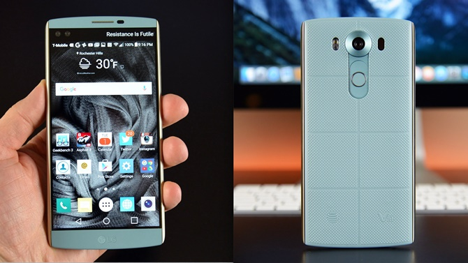 """LG bị người dùng kiện vì lỗi """"bootloop"""" trên LG G4 và LG V10"""