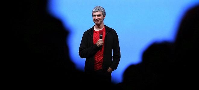 15 câu nói cho thấy tham vọng của Larry Page