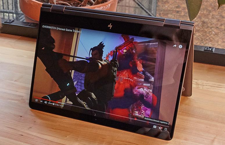 Đánh giá HP Spectre x360 15-inch (2017) - laptop 2 trong 1 có thiết kế đẹp, pin lâu - ảnh 9