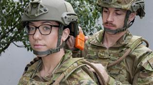 """Quân đội Australia sẽ sử dụng thiết bị đeo kiểu """"hộp đen"""""""