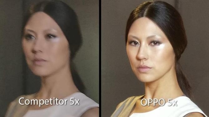 Oppo muốn chiến thắng cuộc chiến camera điện thoại bằng công nghệ zoom quang 5x - ảnh 4