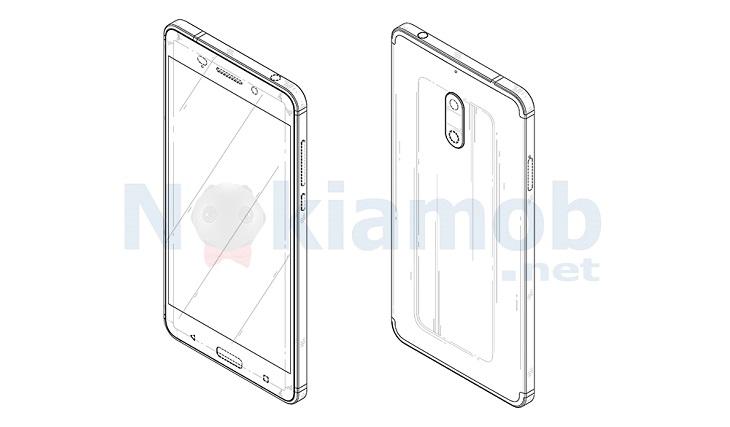 HMD Global xin cấp bằng sáng chế cho thiết kế... Nokia 6 - ảnh 3