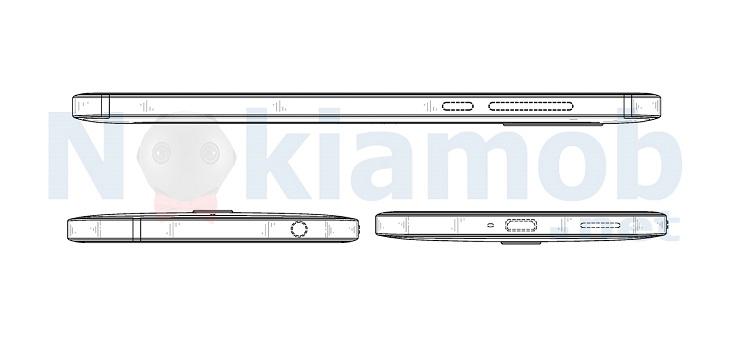 HMD Global xin cấp bằng sáng chế cho thiết kế... Nokia 6 - ảnh 4