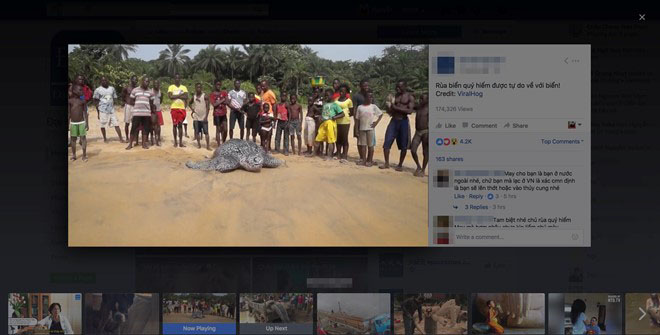 Hàng loạt trang Facebook ở VN 'mất tích' do gian lận video