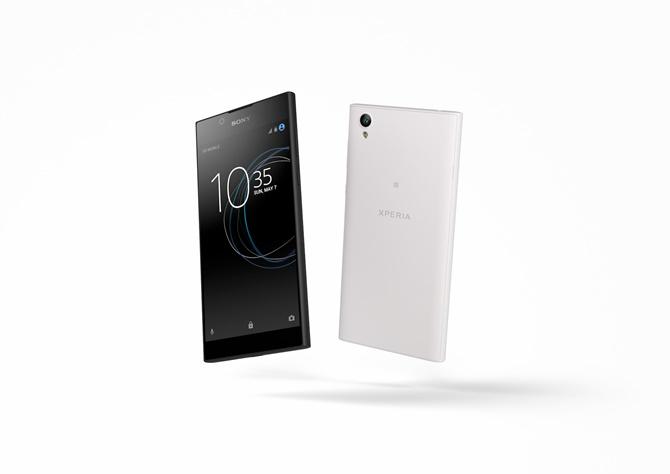 Sony giới thiệu Xperia L1: chiếc smartphone trang nhã và thanh lịch