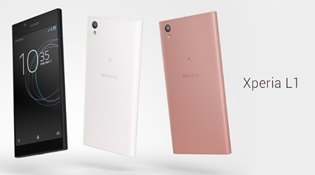 """Sony bất ngờ giới thiệu Xperia L1 với mức giá """"dễ chịu"""""""