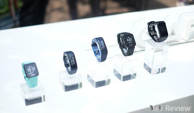 Smartwatch Garmin chính thức vào Việt Nam, giá từ 2 triệu đồng - ảnh 4