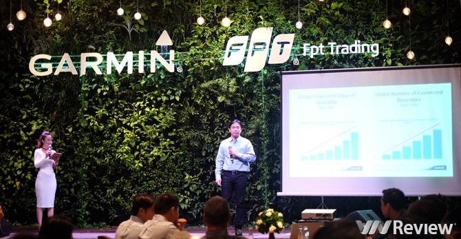 Smartwatch Garmin chính thức vào Việt Nam, giá từ 2 triệu đồng - ảnh 1