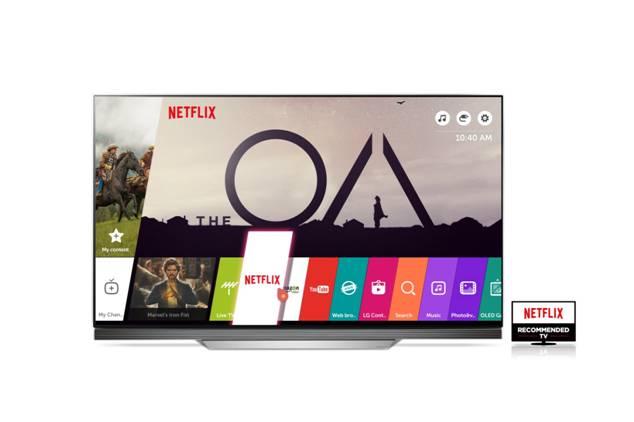 TV LG hỗ trợ HDR được khuyên dùng để xem Netflix
