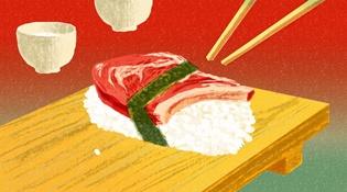 Vì sao tôi không thể ăn thịt sống?