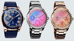 Guess ra mắt smartwatch với 100 kiểu mặt đồng hồ