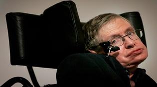 Stephen Hawking nhận lời lên tàu du hành vũ trụ miễn phí