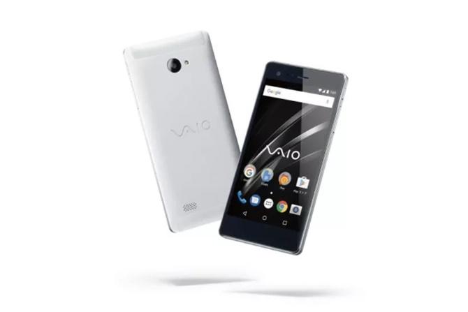 Vaio ra smartphone Android mới, cạnh tranh ngược lại Sony