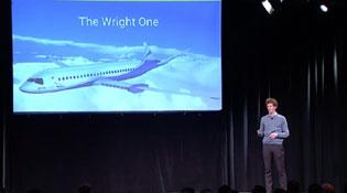 Startup 1 năm tuổi lên kế hoạch... bán máy bay điện