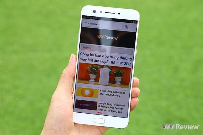 Đánh giá chi tiết Oppo F3 Plus - ảnh 9