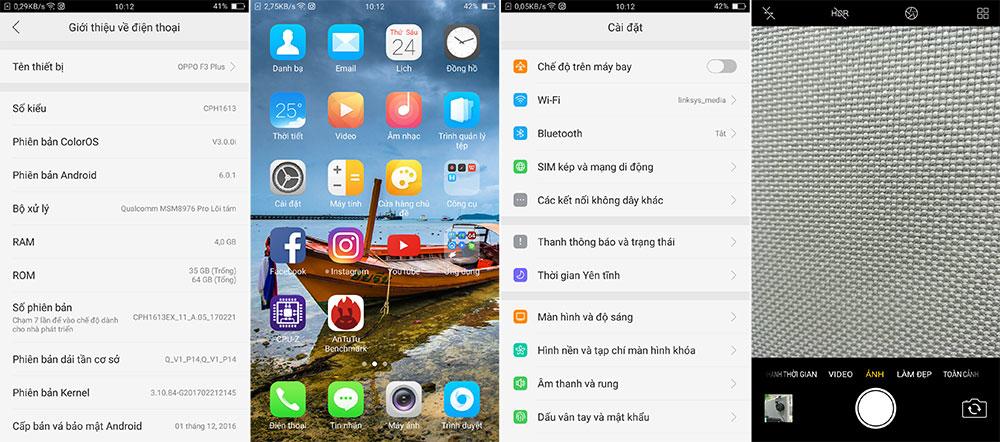 Đánh giá chi tiết Oppo F3 Plus - ảnh 12